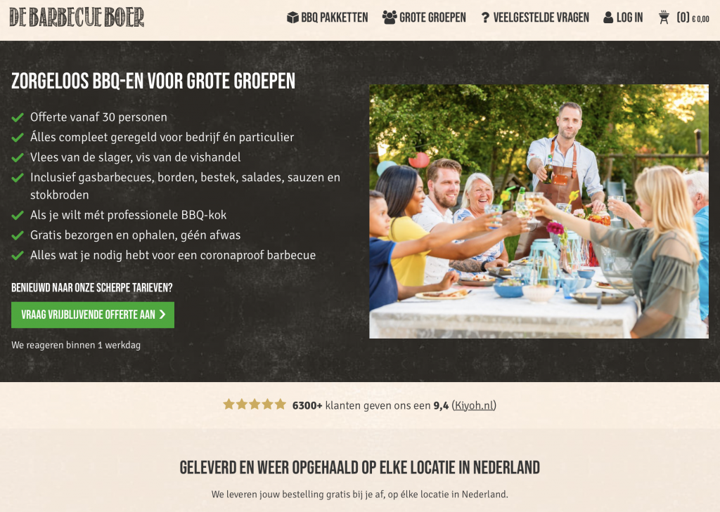De Barbecue Boer reviews