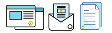 Logo op materiaal